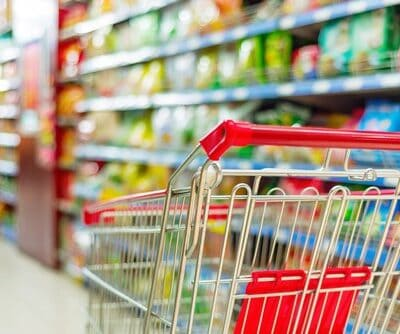 Trips to the grocery store can add up fast, especially for a family. These genius tips will help you start saving money on groceries immediately, without clipping any coupons!!