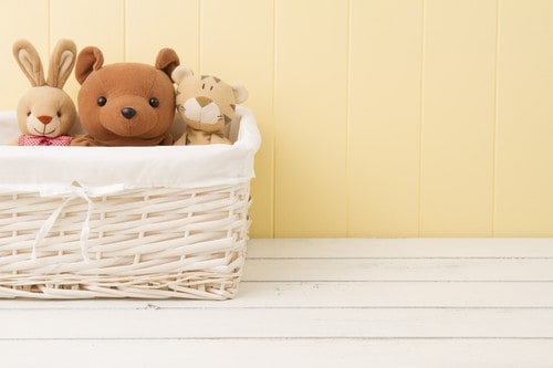 How to minimize your kids' toys today!