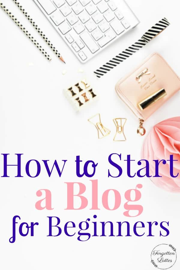 If you're wanting to start a blog in the new year this post will give you a ton of great tips!! You'll find step-by-step instructions for starting a blog for beginners. And she shares secrets and insights that other bloggers never share! #blogging #bloggintips #blogforbeginners #bloggingforbeginners #professionalbloggers