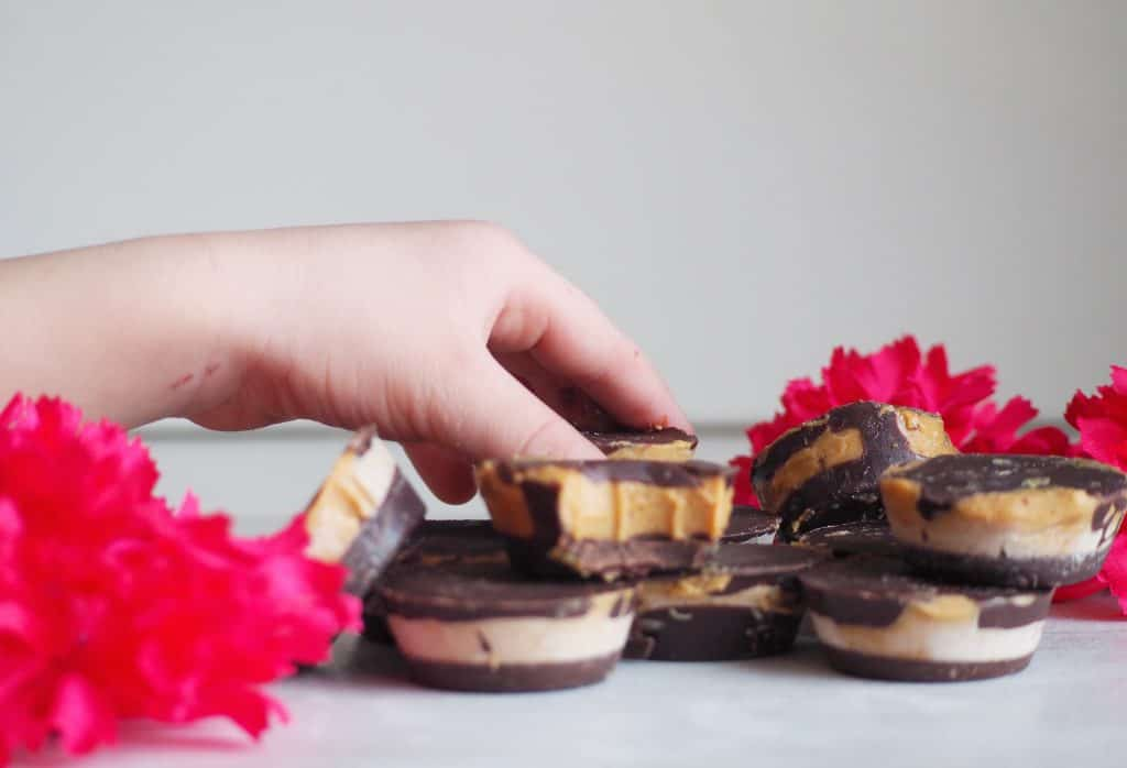 These homemade peanut butter cups are better than anything you can find in the store and super easy to make. Try it today!